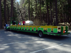 Yosemite Tour Bus