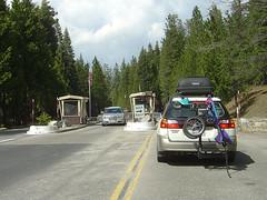 Yosemite - Exit at Hwy120
