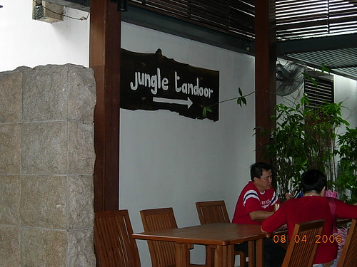 jungle tandoor