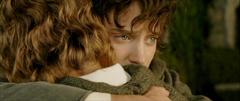 Frodo says goodbye