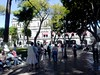 The main square in Puebla
