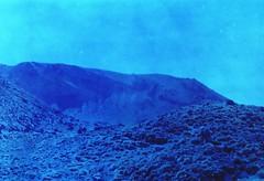 Blue Mountain of Tongariro