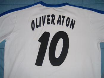 camiseta oliver dorso