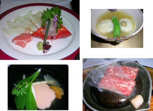 dinner3@Santoh-kan