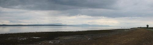 Mountcharles Shore Panorama