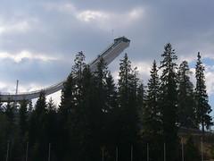 Tremplin d'Holmenkollen