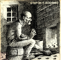 bogshed | step on it bogshed