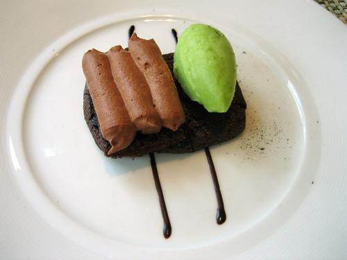 chocolate thing