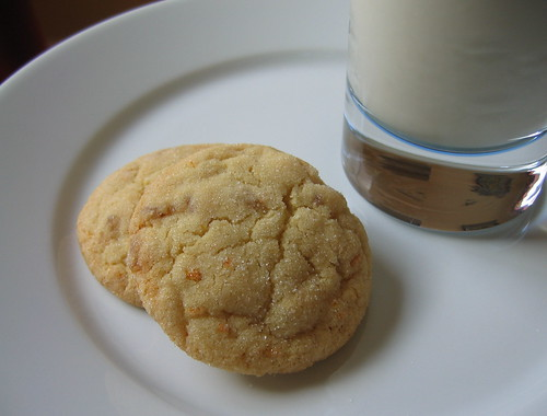alpineberry: Orange Ginger Cookies