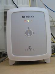 Netgear Zetera, 2 x 300GB