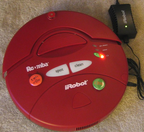our new roomba!