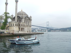 Ortaköy mosque, or something like that