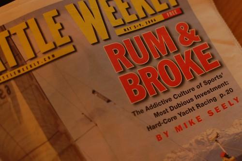 Rum & Broke
