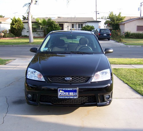 Ford Focus Forum Ford Focus: My '06 Black ZX3 SE With SAP.