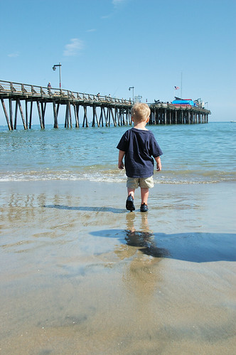 Noah Testing Waters