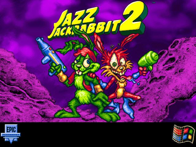 pc als 1 präsentiere ich euch jazz jack rabbit 2