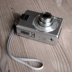 Canon Ixus 330 - RIP