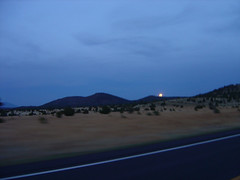 Full Moon over Arizona