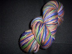 Yarn for my Dye-O-Rama pal