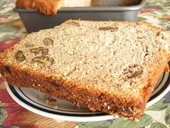 Banana Buckwheat Bread