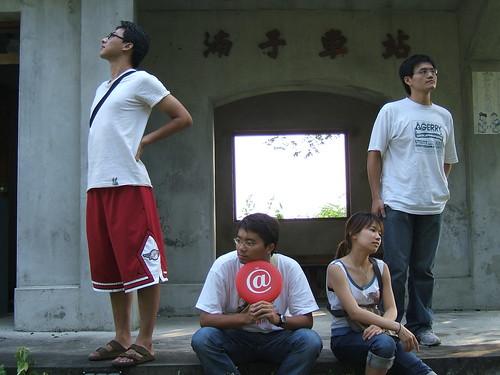 華山綠色隧道之旅 108