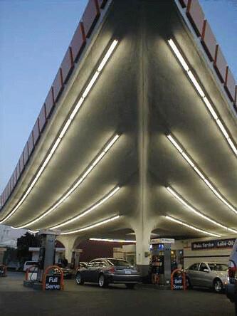 Aerodynamic Beverly Hills 76 Station Threatened?