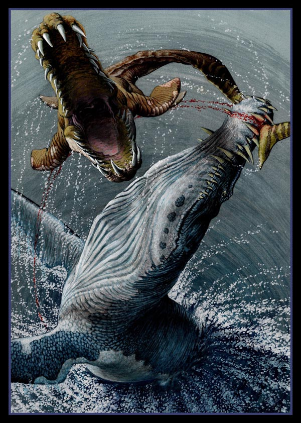 mosasaur killing breach