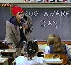 Dave Chappelle Drug Awareness Day