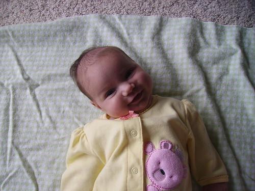 miranda smiles