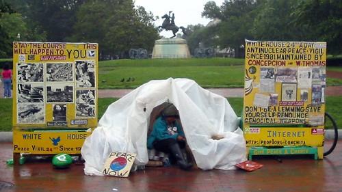 Демонстрация в Вашингтоне / Demonstration in Washington, DC