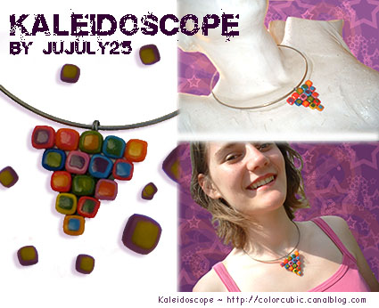 ColorCubic Kaléidoscope