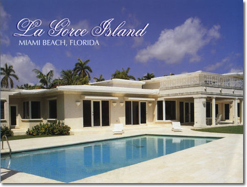 La Gorce Island