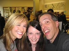 Amanda, Casey and Steve