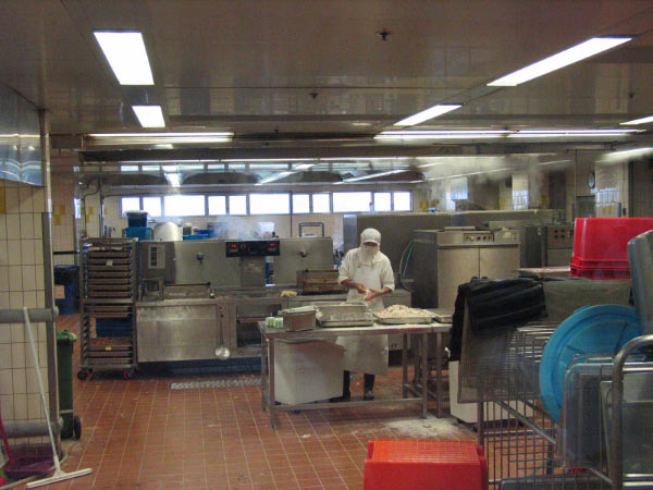 做餐點的地方