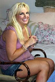 Britney en 2do embarazo