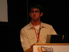 Nate Koechley's presentation at @media 2006