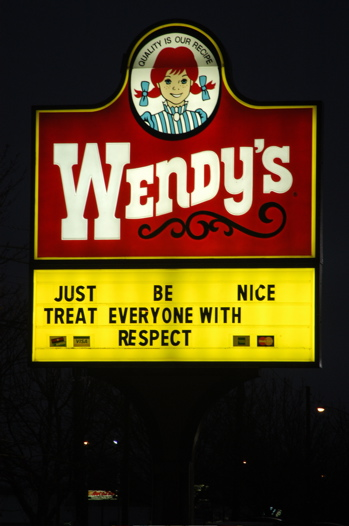 Thanks Wendy