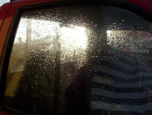 Lluvia soleada