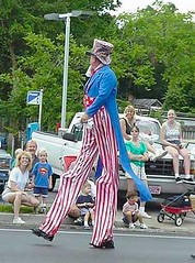 Tall Uncle Sam