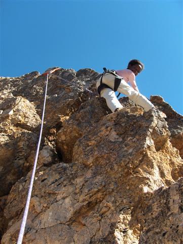 Caroline's ascent