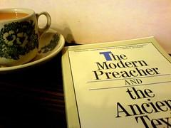Tea & Homiletics
