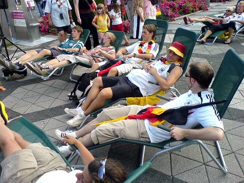 WM-Halbfinale in Dortmund 12