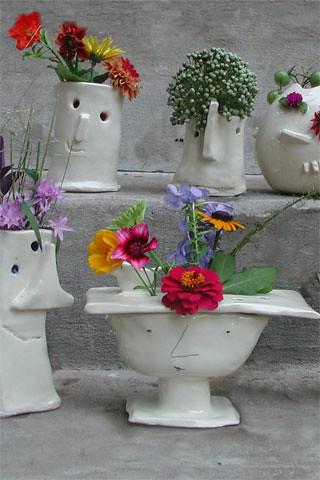 Curlin Reed Sullivan: Vases