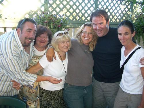 John & friends