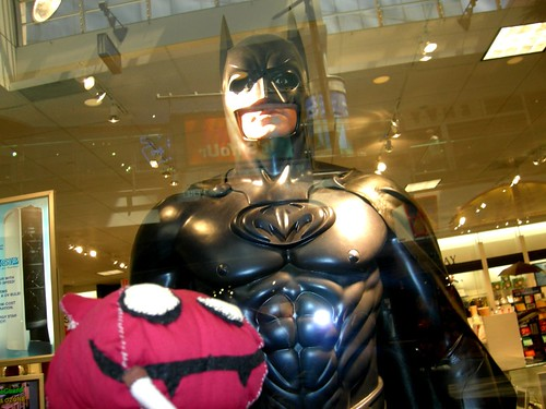 randy with a nippled batman