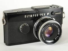 olympus pen f price