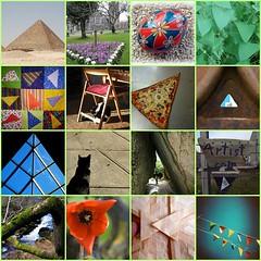 triangles- Shape Week