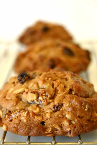 Meusli Cookies