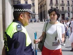 stop exclusión 13