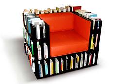 bibliochair